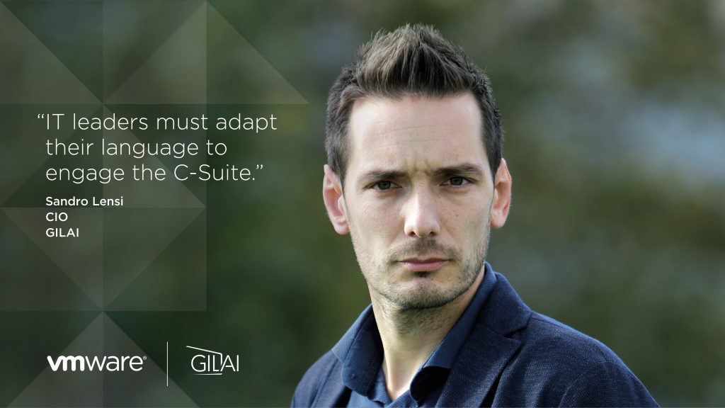 GILAI's CIO, Sandro Lensi, embarked on a digital transformation journey to transform GILAI's service delivery model. The priority was to make service consumption by the authorities as intuitive and easy as possible.