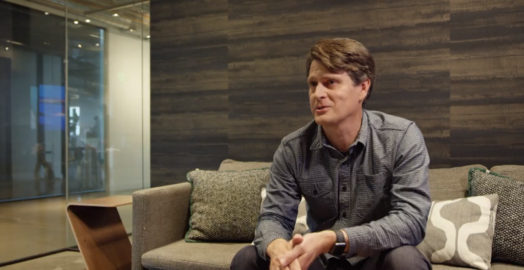John Hanke talks about immersive gaming, ocean conservation and Daleks in his 20 Questions interview at Niantic Labs headquarters in San Francisco.