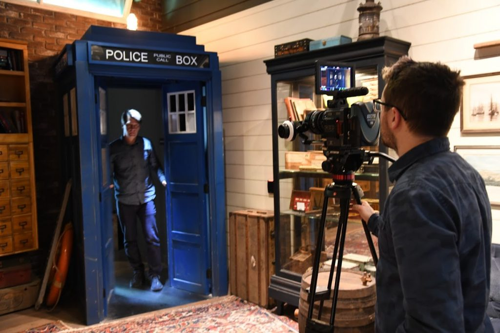 John Hanke, CEO of Niantic and avid Doctor Who fan, blends his passion for science fiction and technology with his dedication to nature and sustainability.